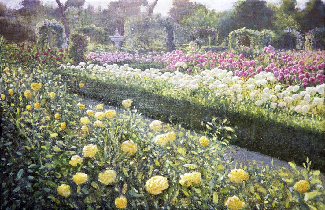 秘密の花園レティーロのバラhp